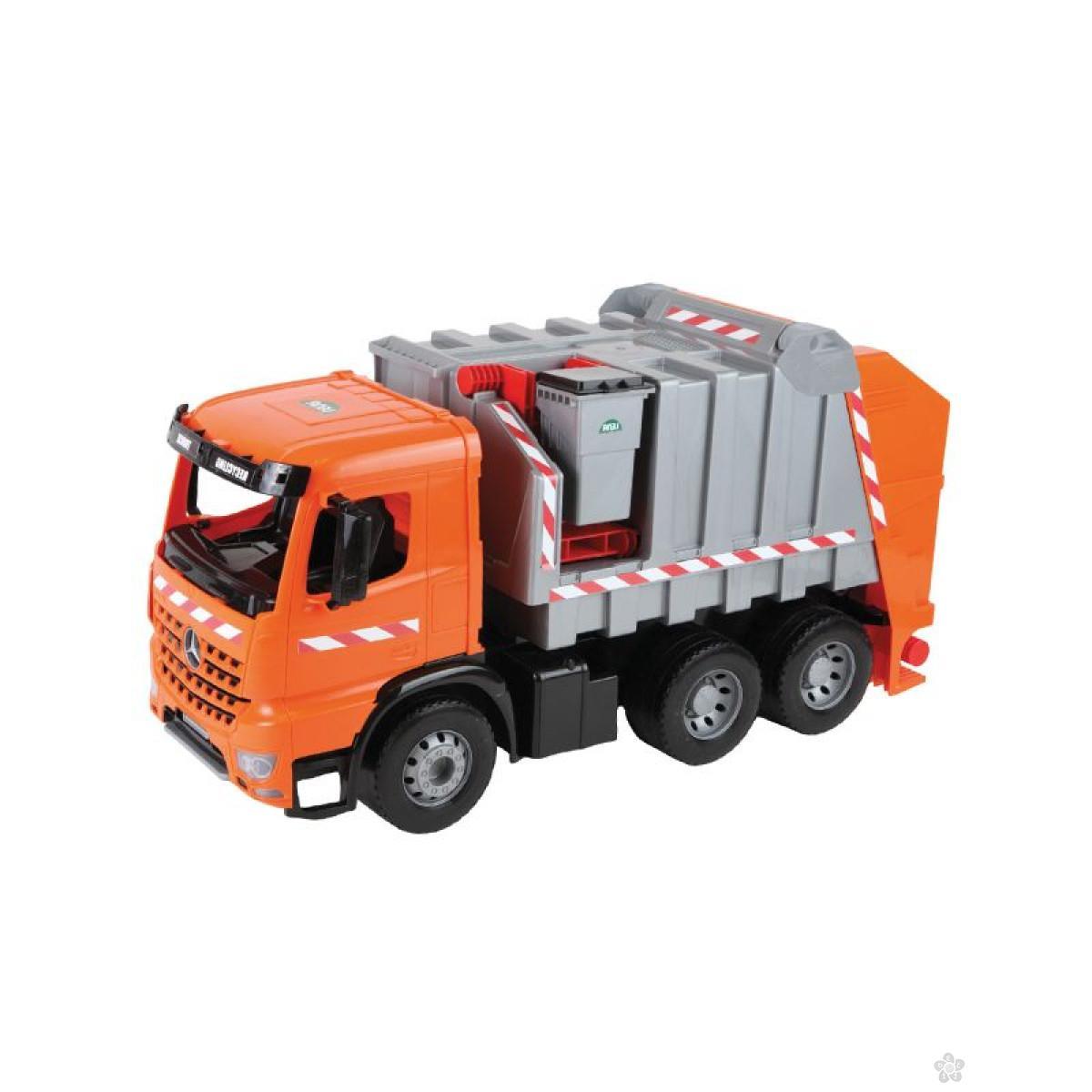 Kamion đubretarac- model Aroc, 2168