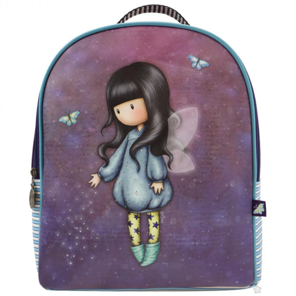 Gorjuss ranac predškolski Bubble Fairy, 905GJ03