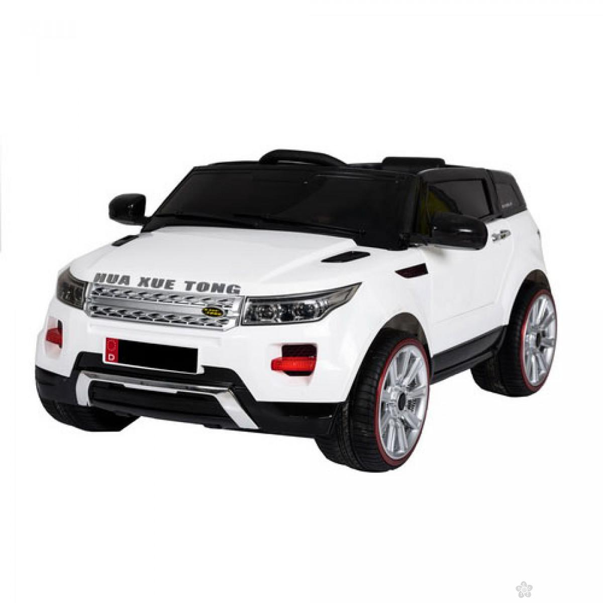 Auto za decu, model 227 aris, beli