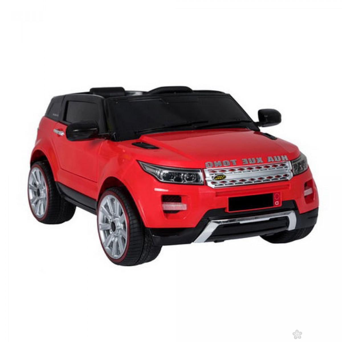 Auto za decu, model 227 aris, crveni