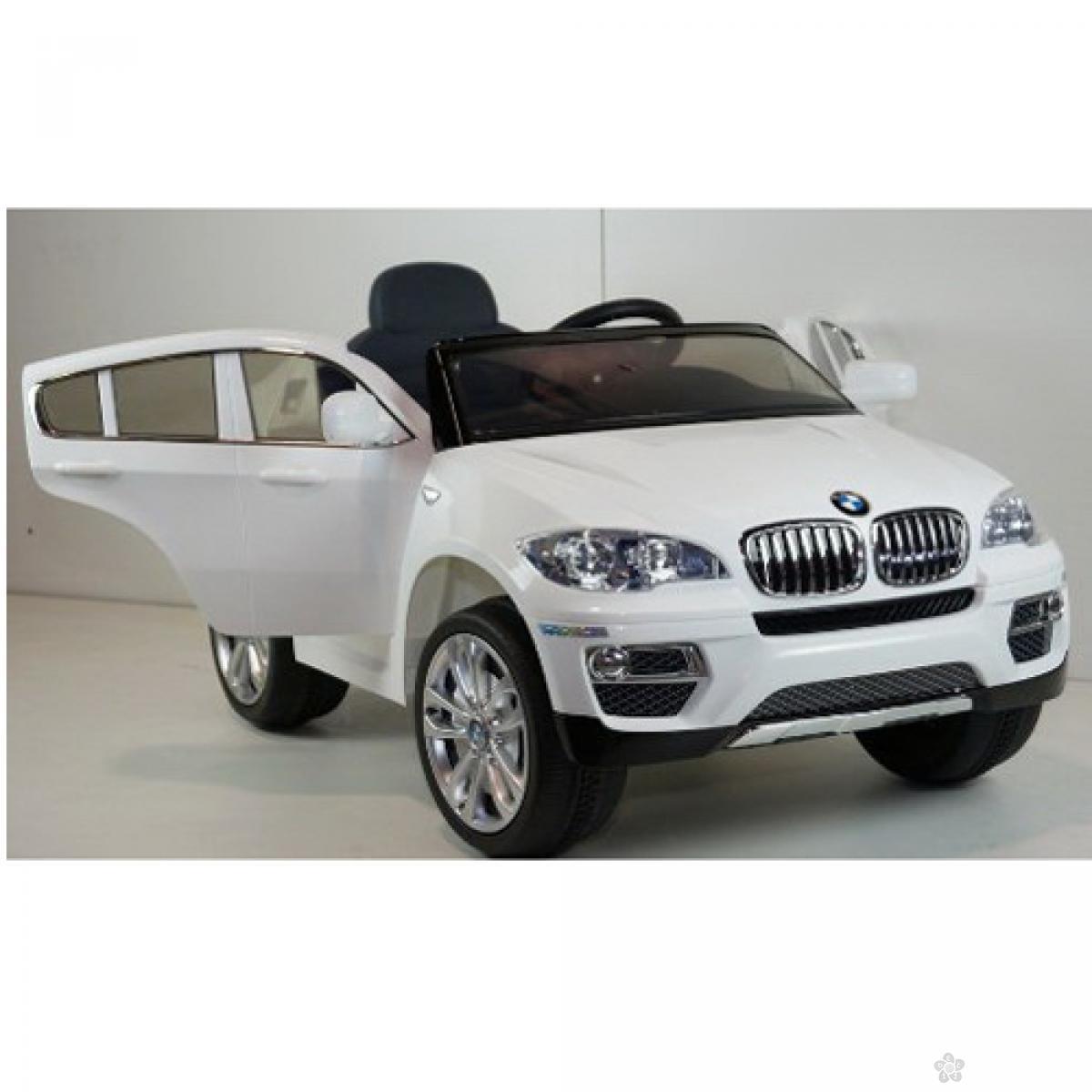 BMW X6, model 229 BELI kož