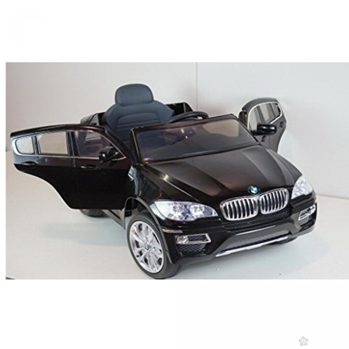 BMW X6, model 229 CRNI kož