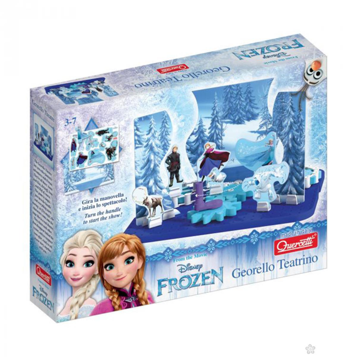 Mozaik Frozen pozorište Quercetti 2328