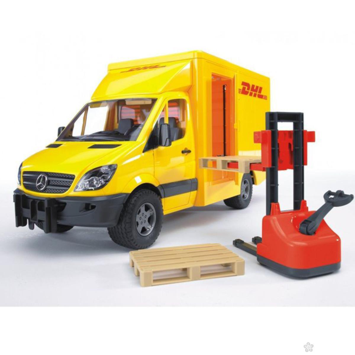 BRUDER DHL kamion 2534