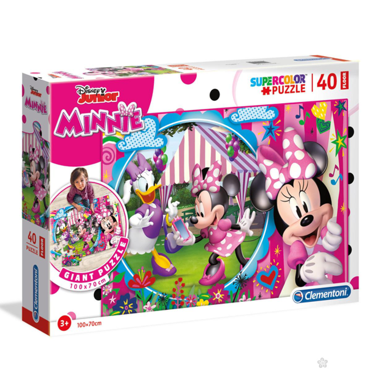 Velike podne puzzle Minnie Happy Helpers Clementoni, 25462