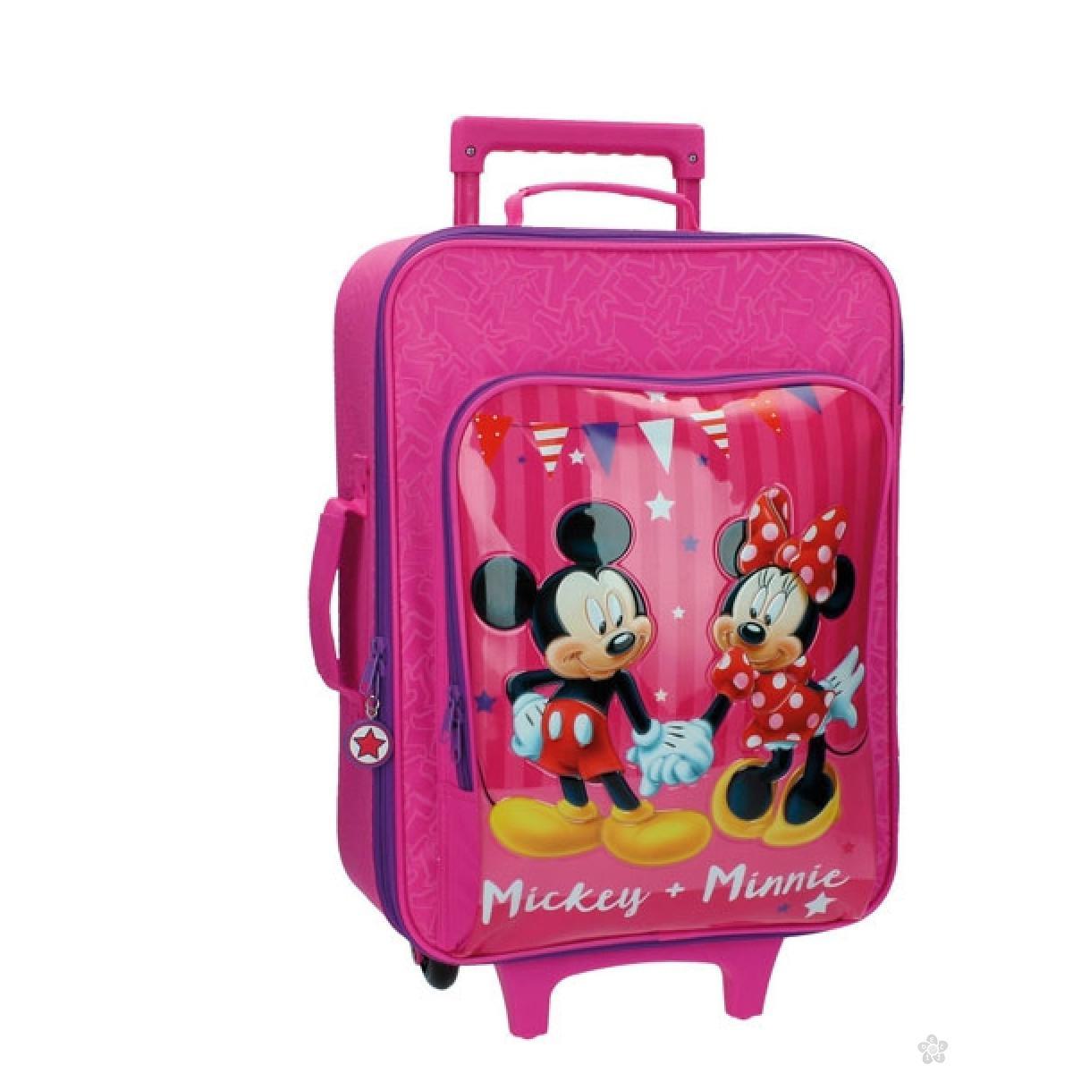 Kofer Minnie Mouse 50cm 26.990.51