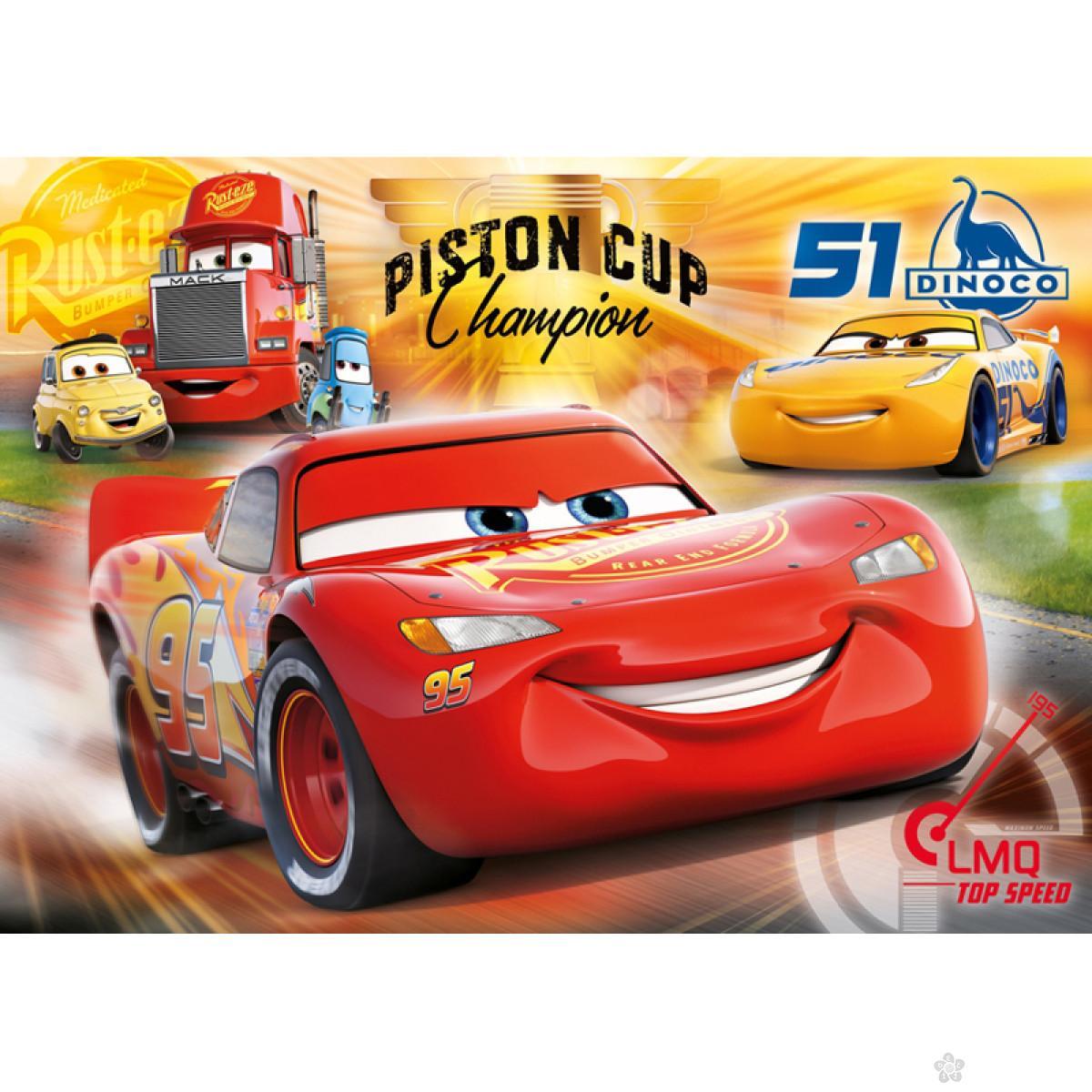 Puzzle 60  Maxi Cars Clementoni, 26424