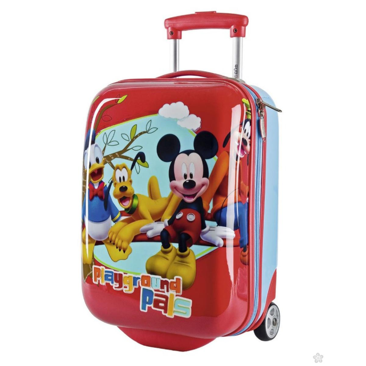 Kofer MIckey Mouse Playgrounds Pals 29.105.01