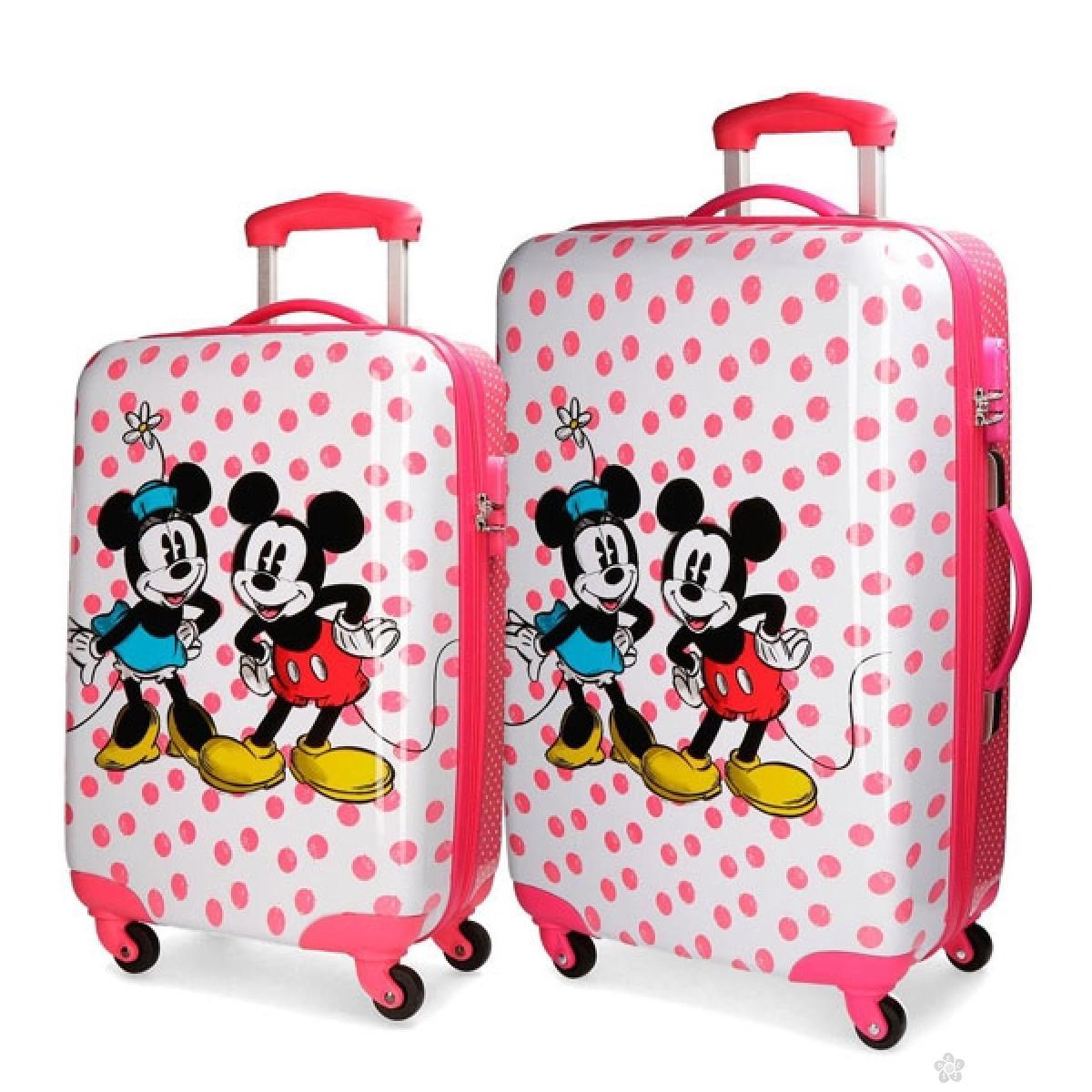 Minnie & Mickey set kofera 30.919.61