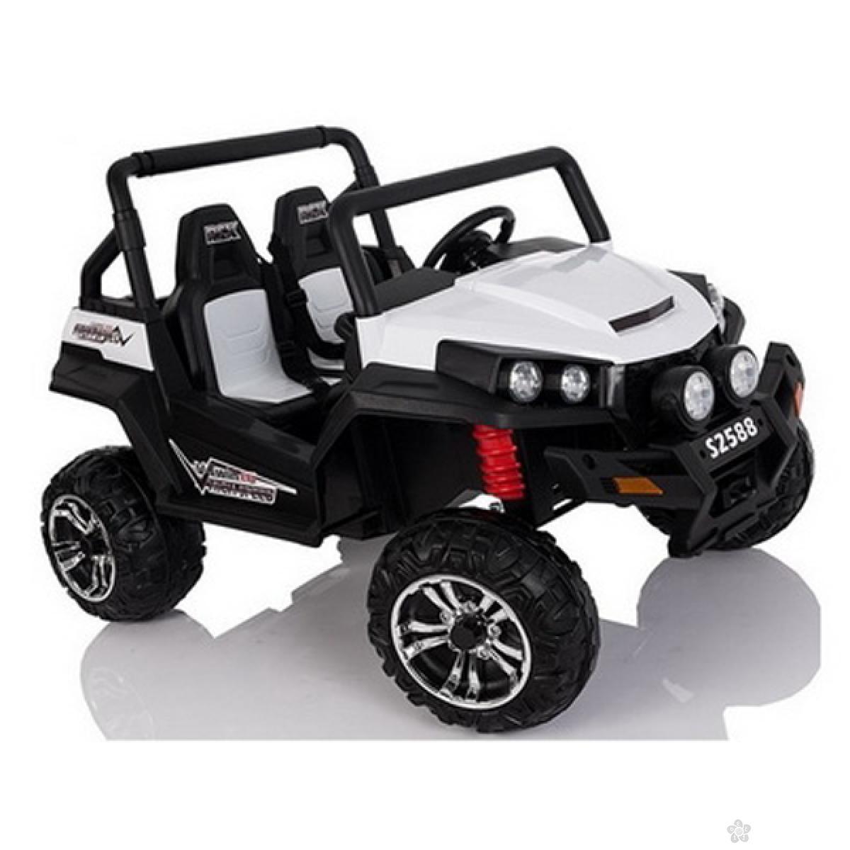 Bagi (quad) dvosed, model 305ARIS, beli