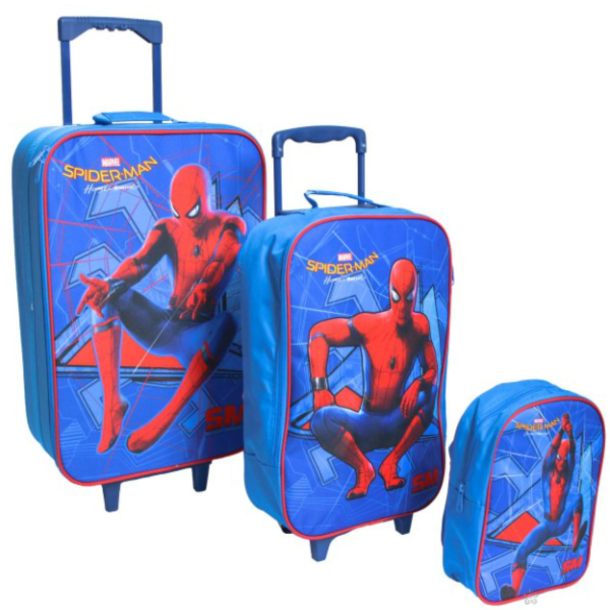 Set kofera i ranac Spiderman Homecoming 316343