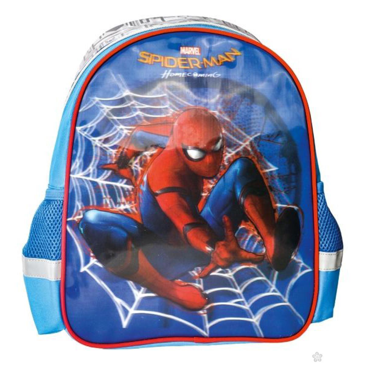 3D ranac za vrtić Spiderman Homecoming 316411