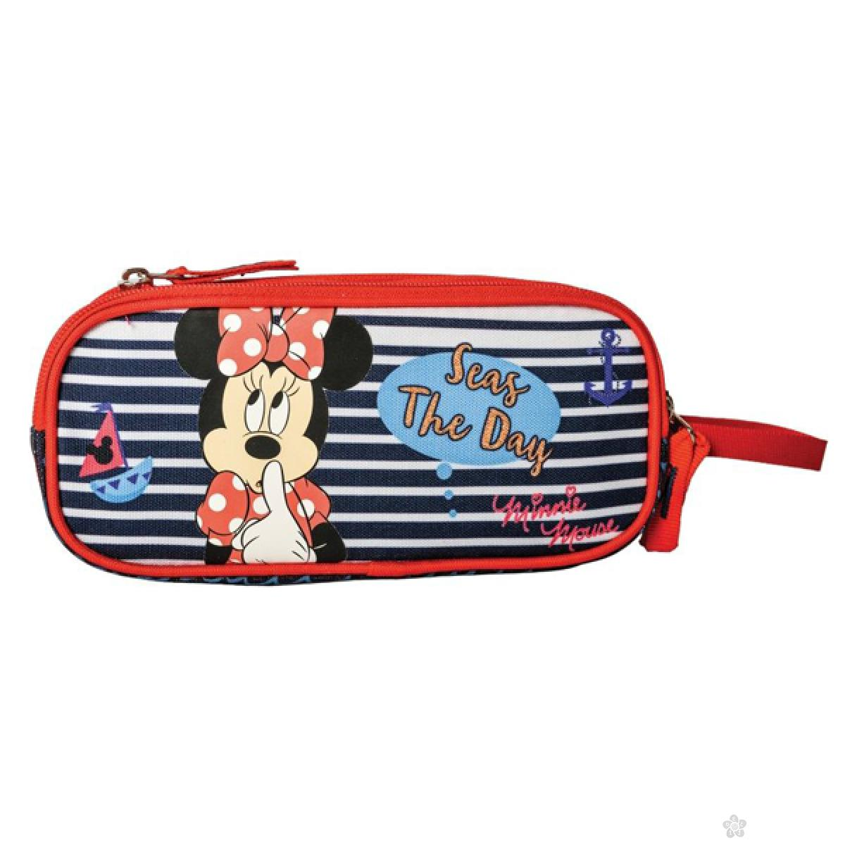 Pernica Minnie Mouse Summer sa dve pregrade 318043