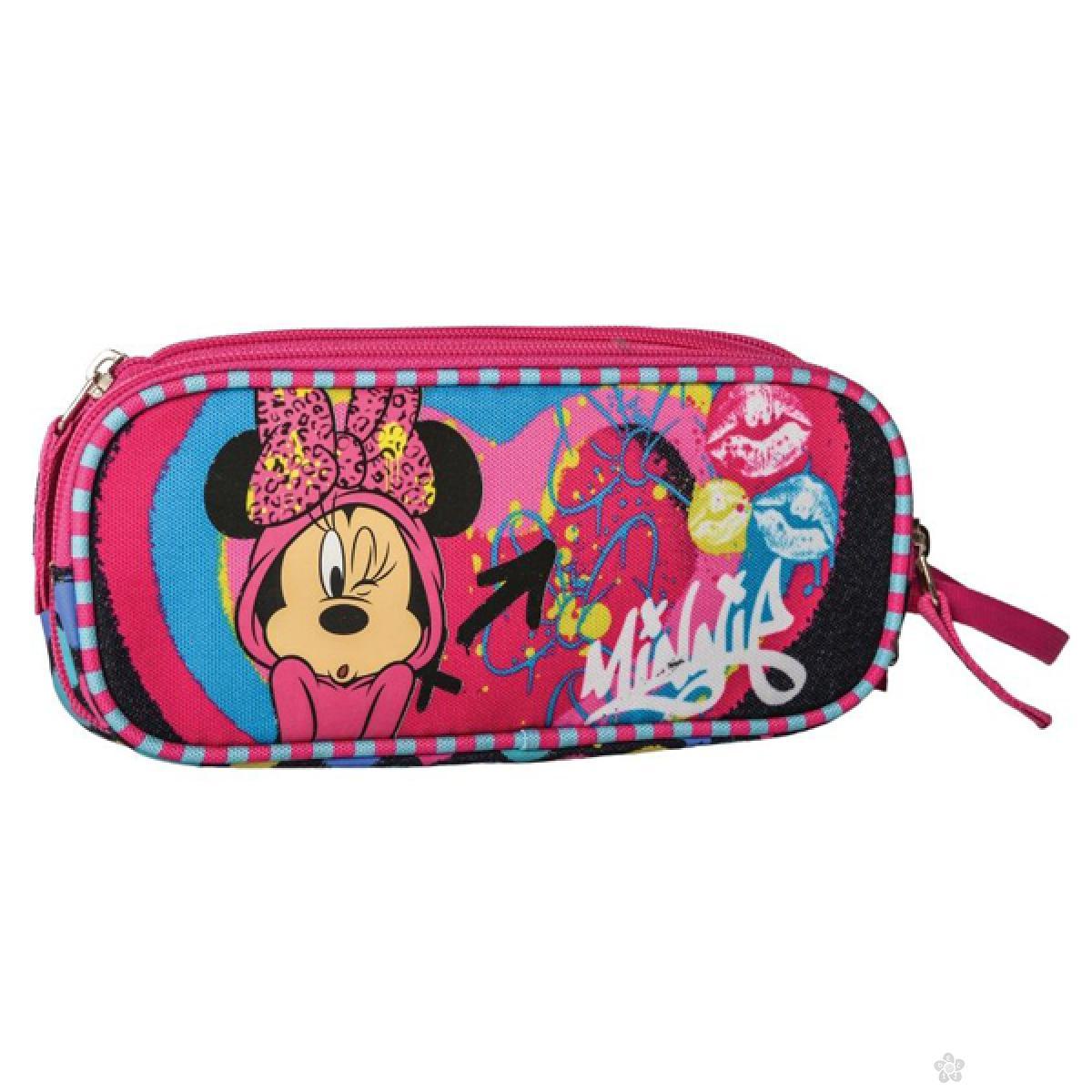 Pernica Minnie Mouse Heart sa dve pregrade 318046