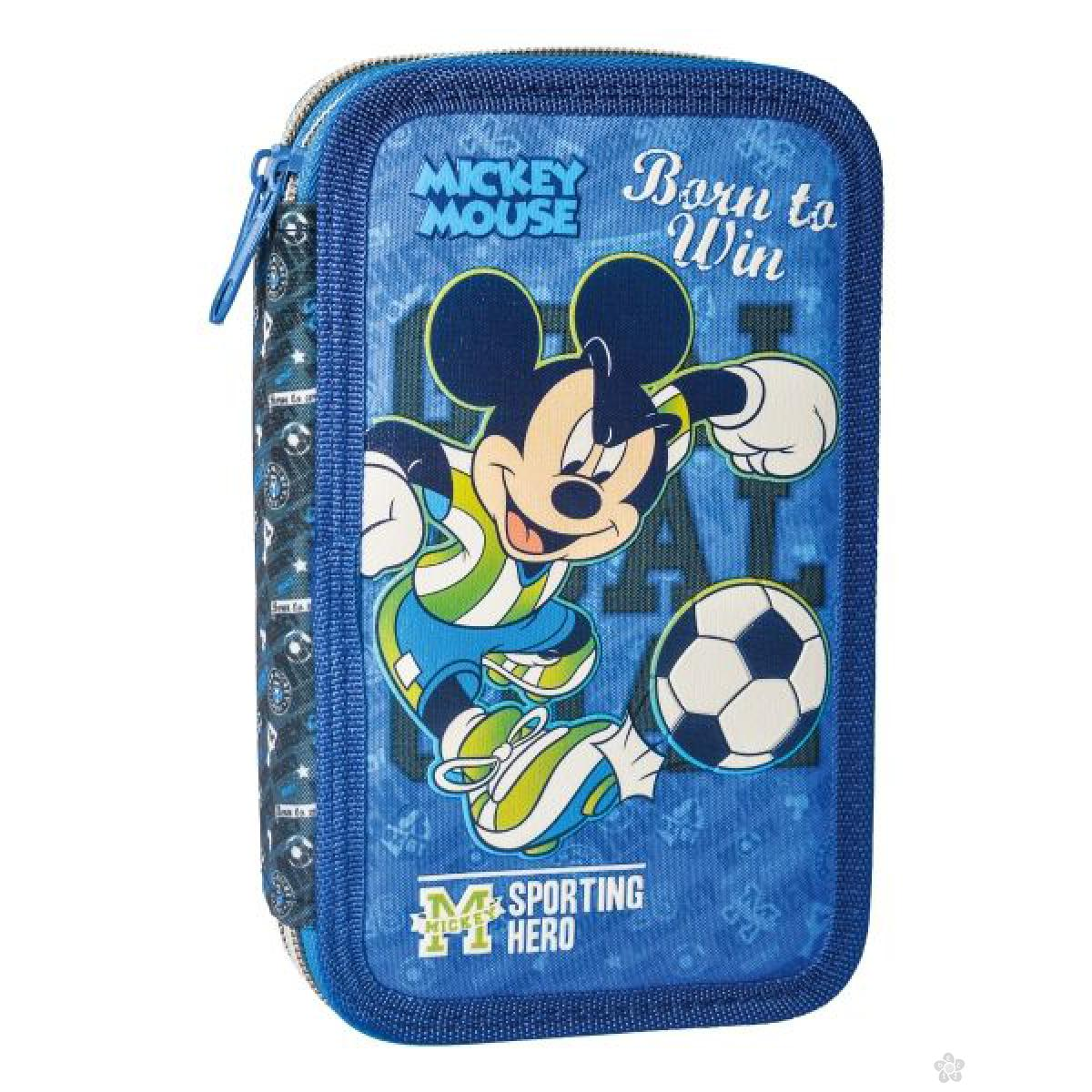3D pernica Mickey Mouse Football 319440
