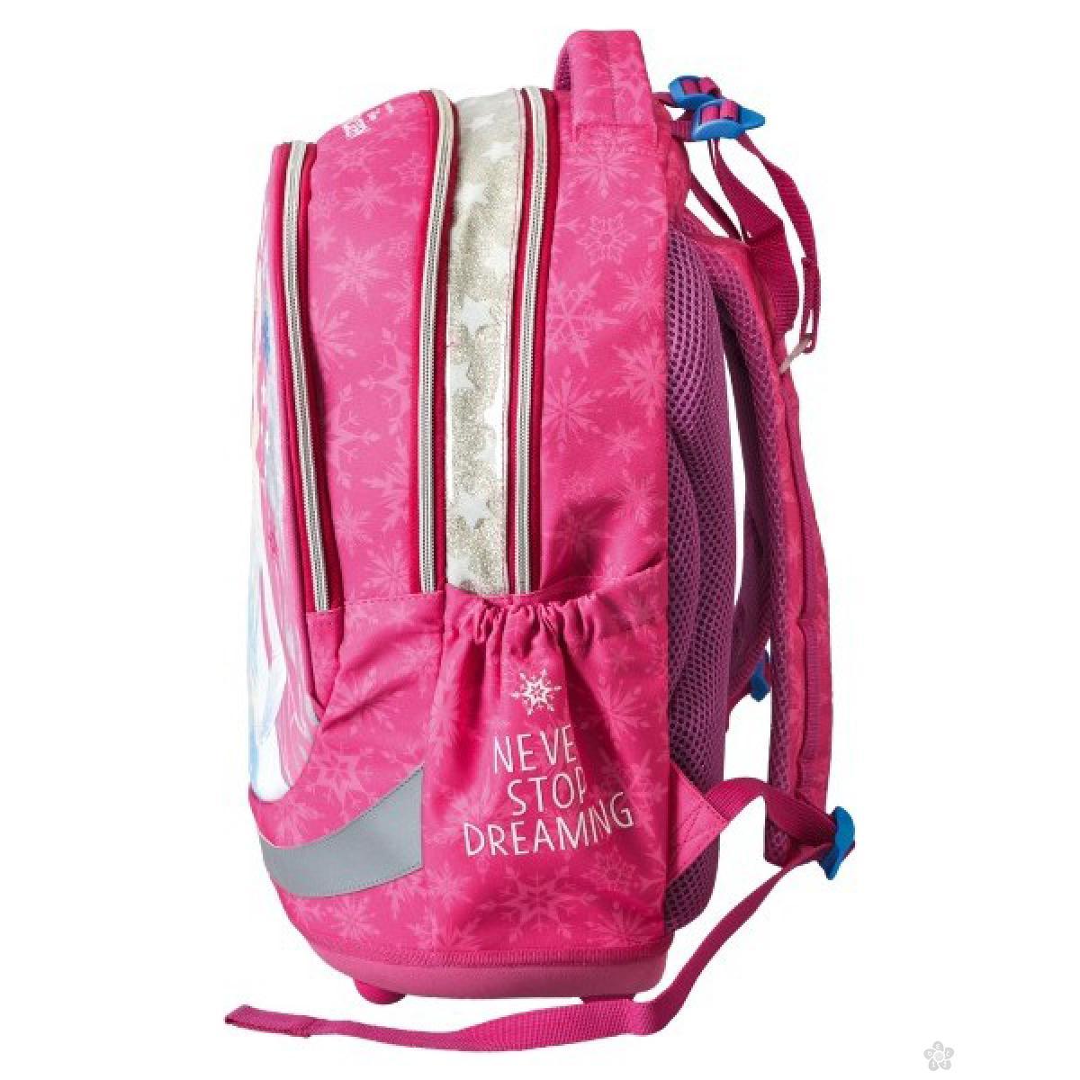 Anatomski ranac Frozen Pink 322407