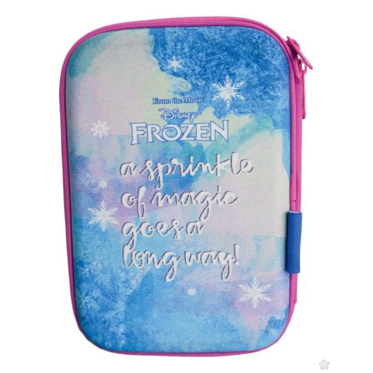 3D pernica Frozen Elsa 322451
