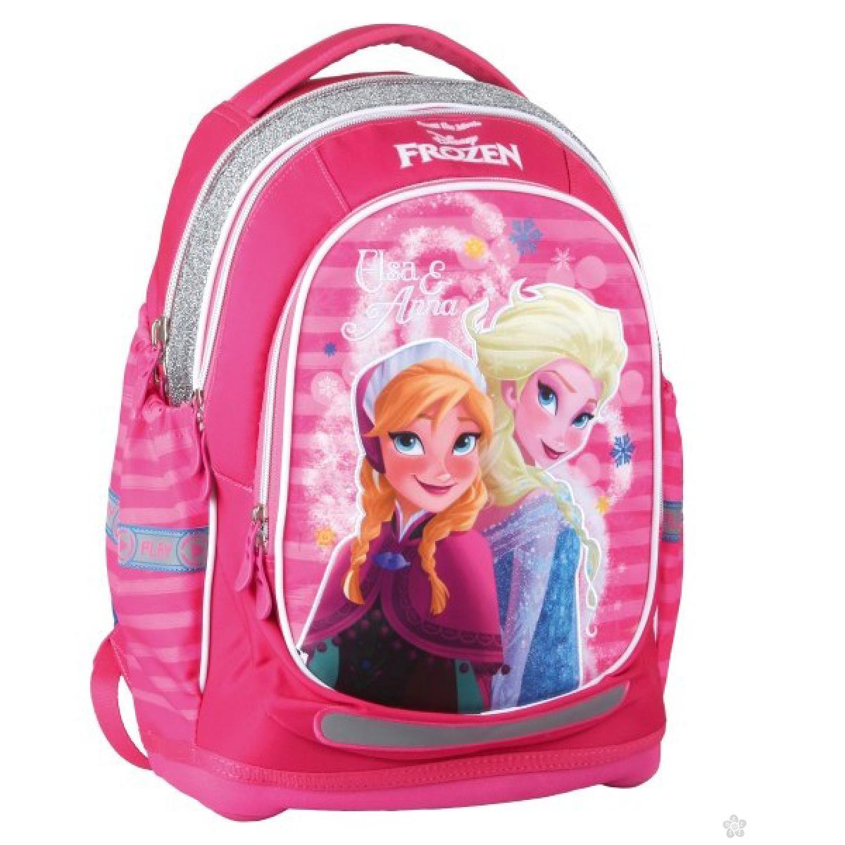 Anatomski ranac Frozen Pink Kingdom 322616