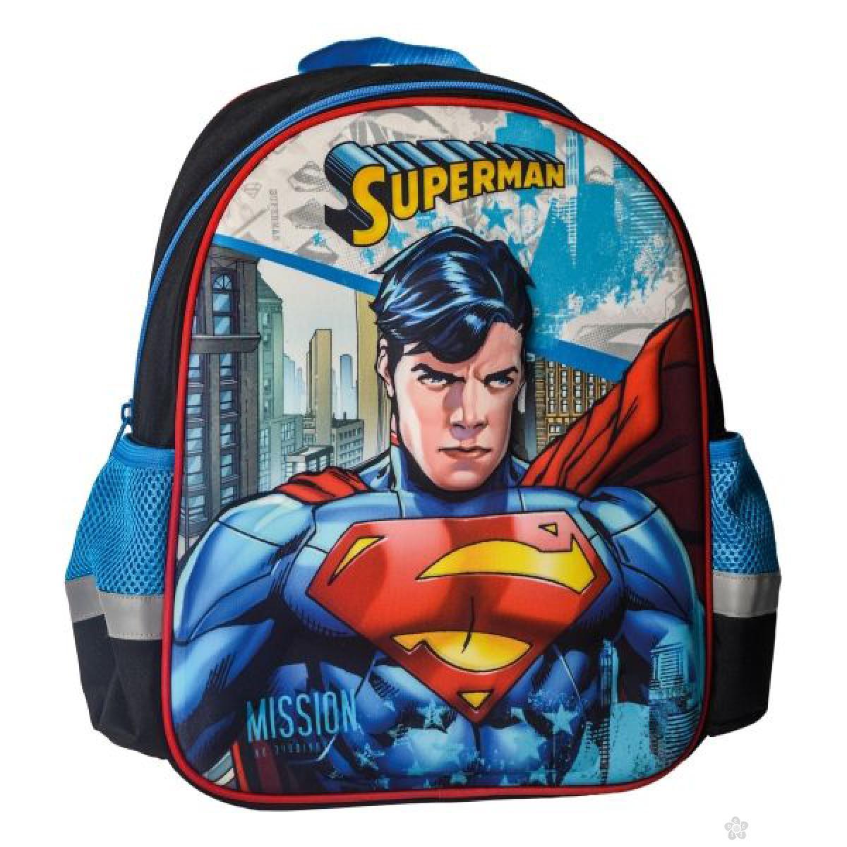 3D ranac za vrtić Superman 323420