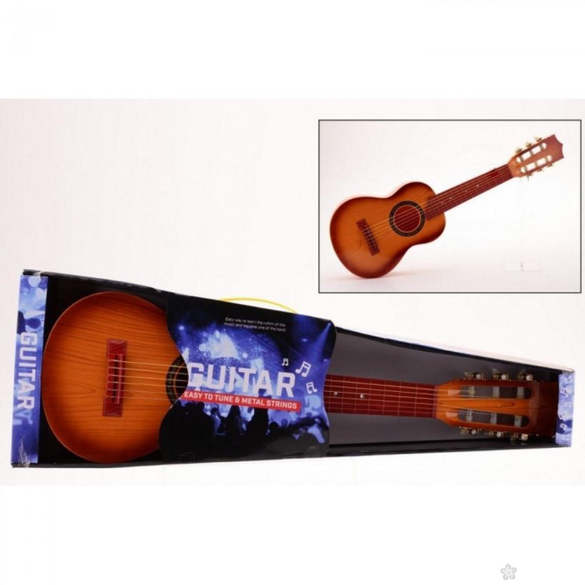 Akustična gitara 65cm sa 6 žica 34404