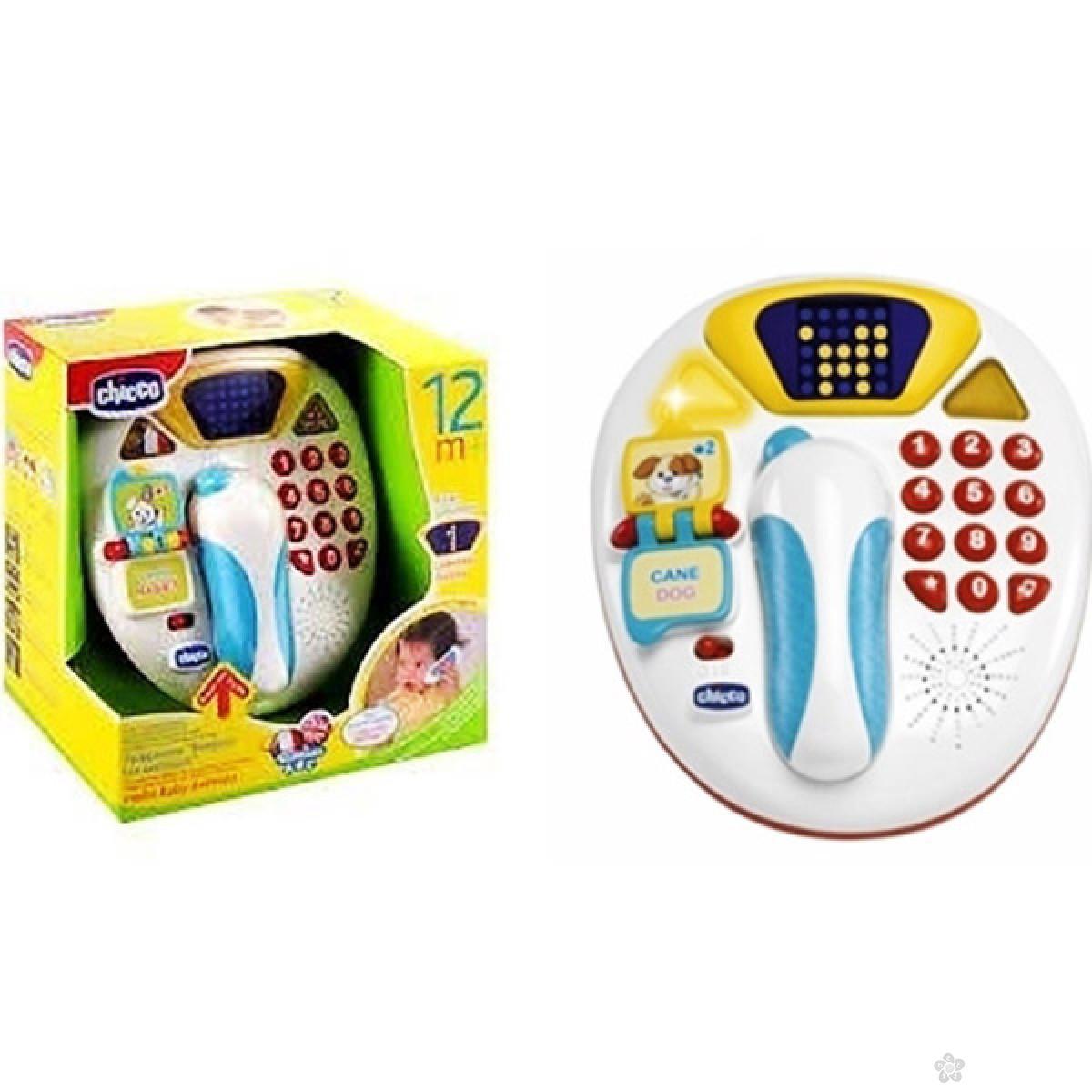 Chicco igračka mobilni telefon 35289 mag