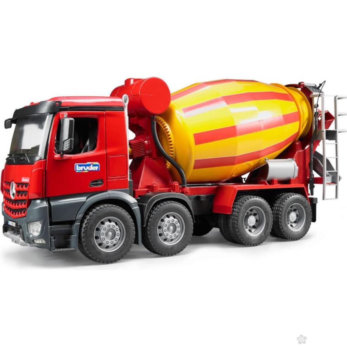 Bruder kamion mešalica