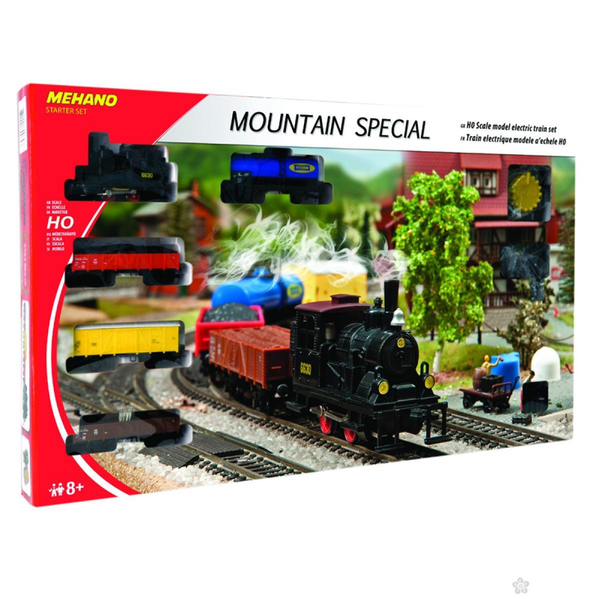 Mehano voz Mountain Special T112