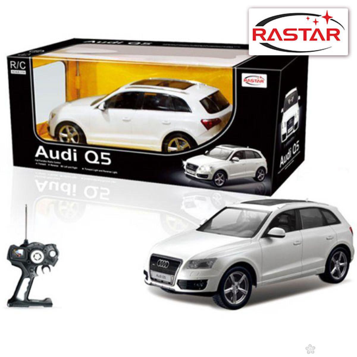 Auto na daljinsko upravljanje Rastar 1-24 Audy Q5, 38600
