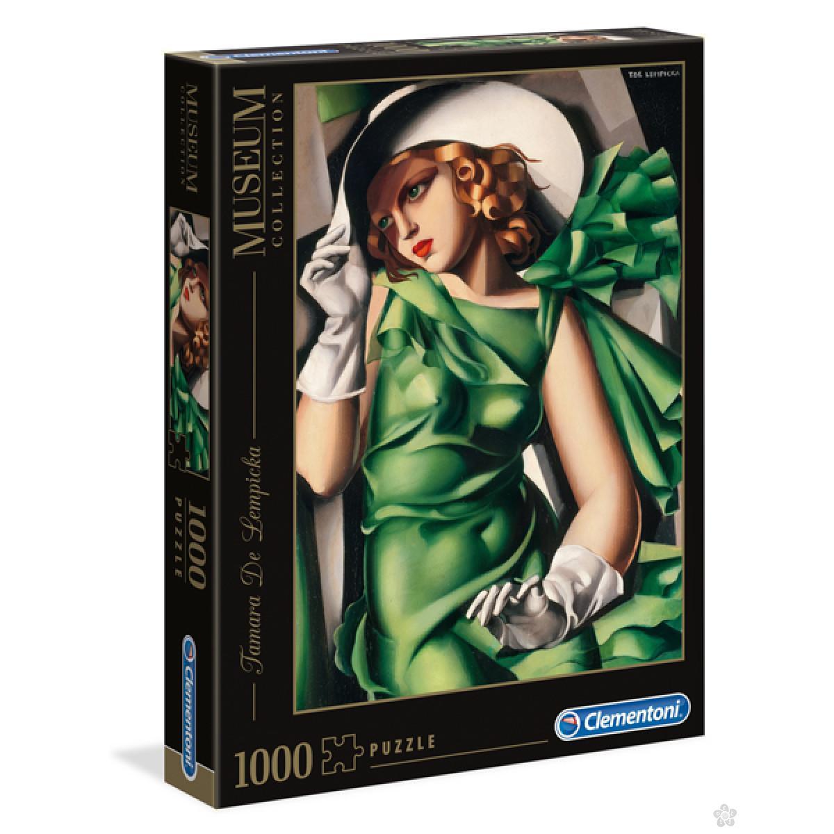 Puzzla Moder art 1000 delova Clementoni, 39332
