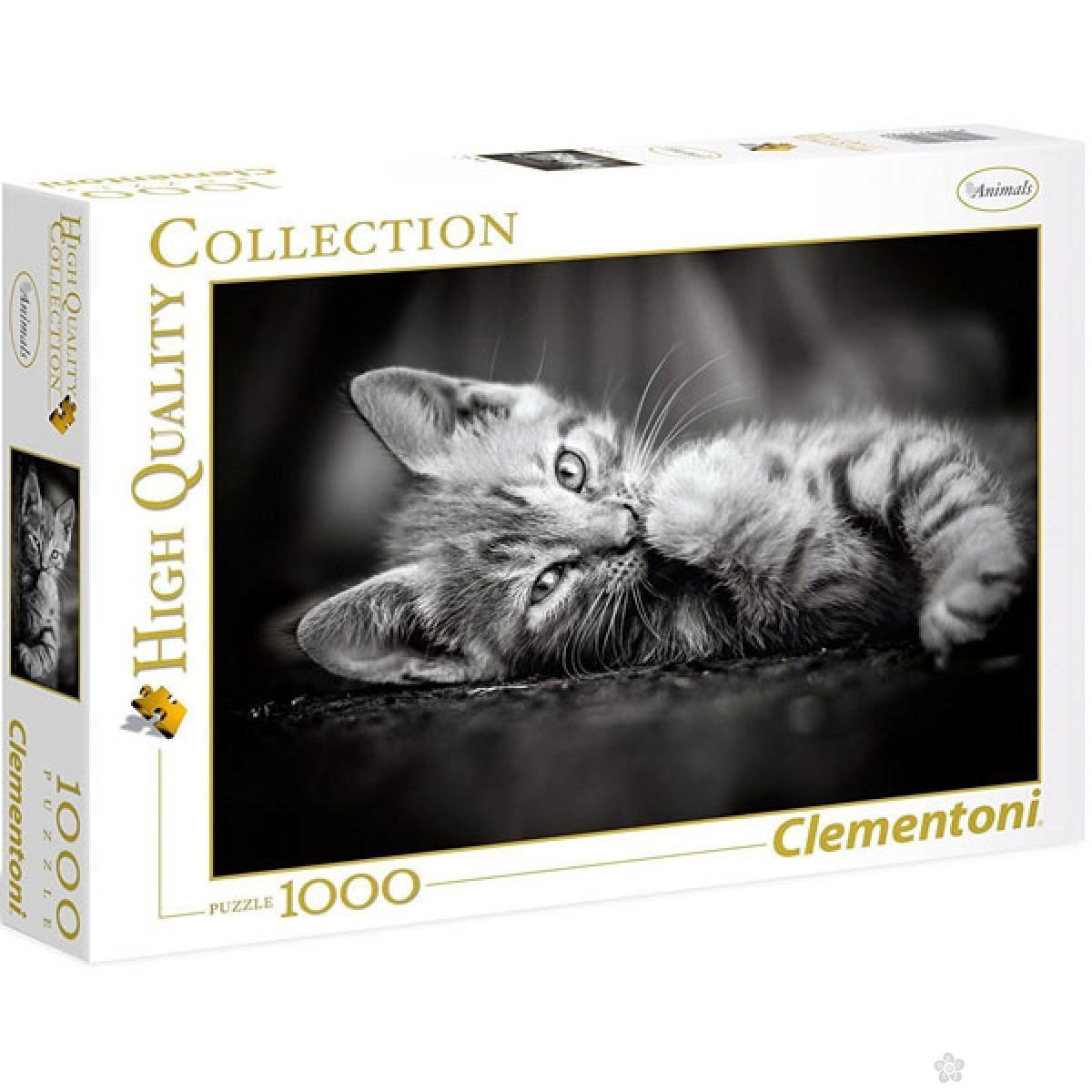 Puzzla Kitty 1000 delova Clementoni, 39422