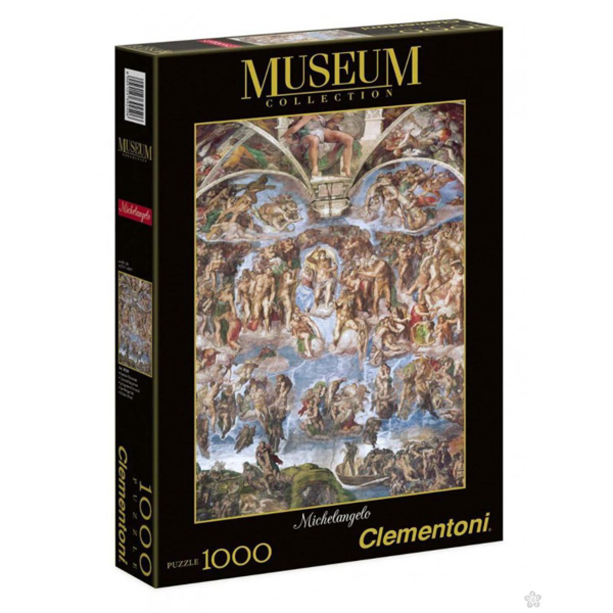 Puzzla Michelangelo Giudi 1000 delova Clementoni, 39497