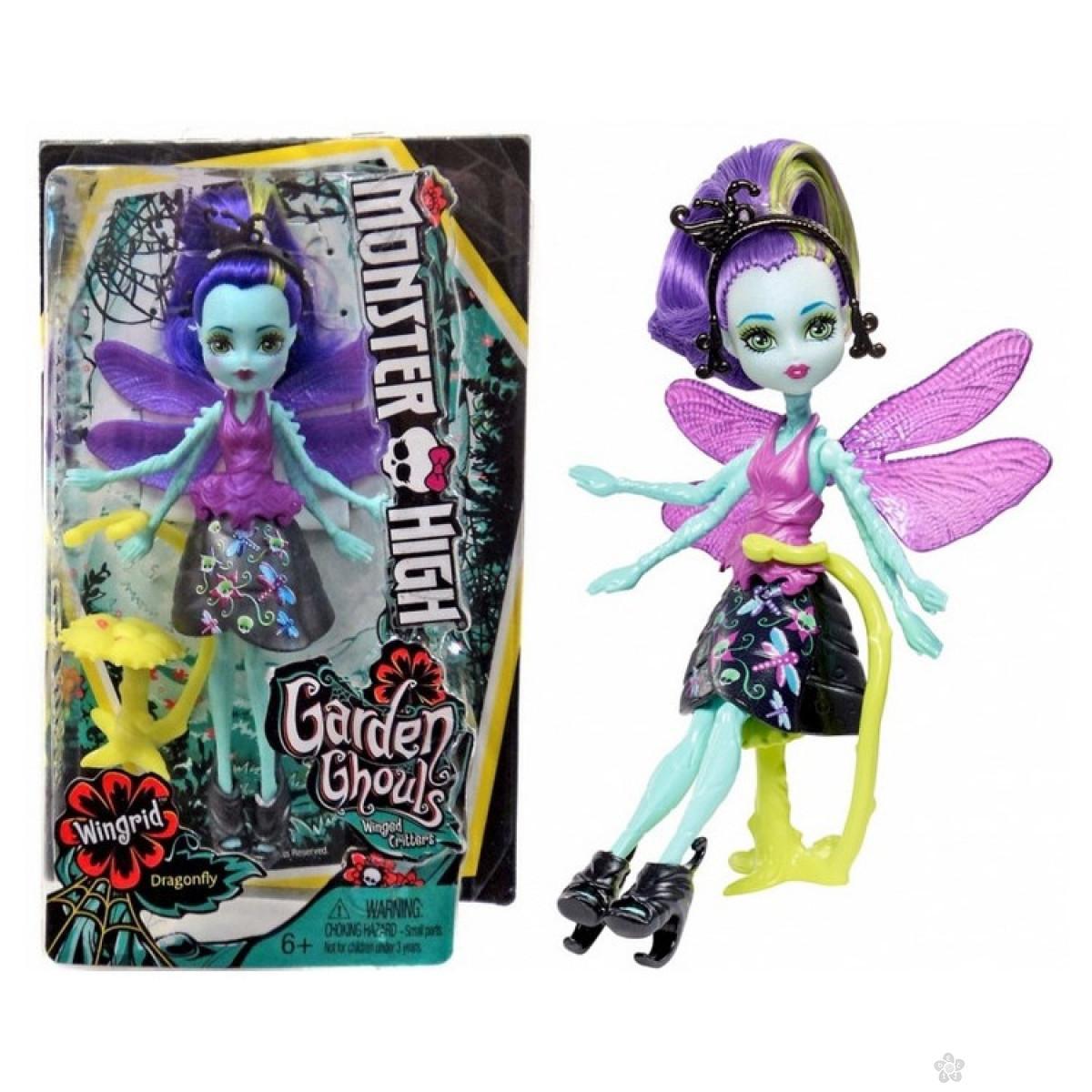 Monster High Garden Pop Insect lutka FCV48