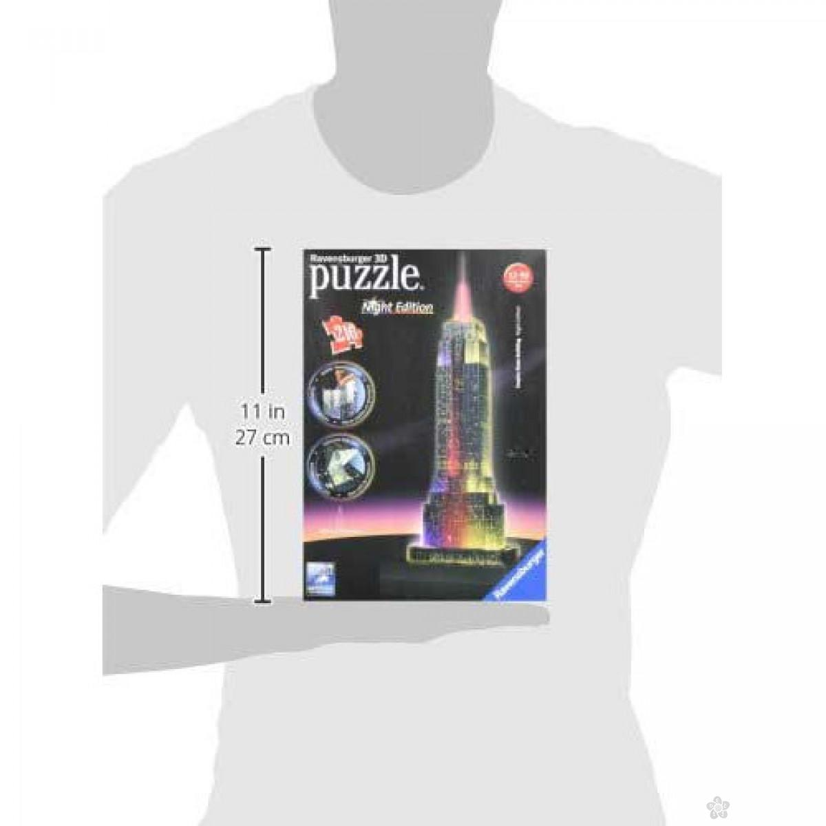3D puzzle Empire State Building RA12566