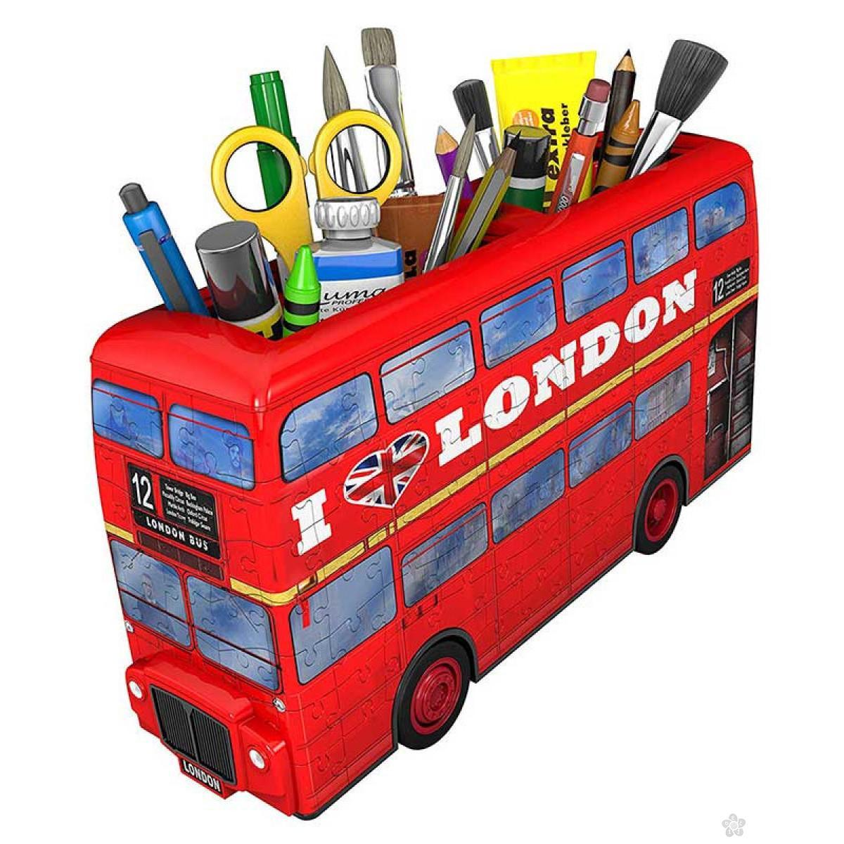 3D puzzle London bus RA12534