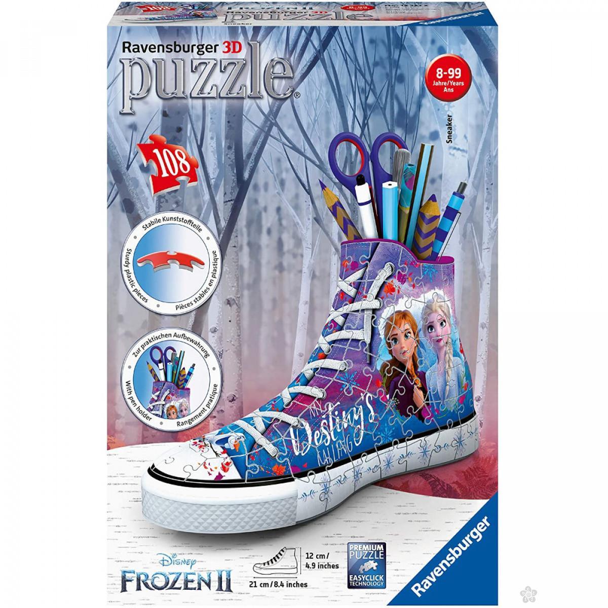 3D puzzle patika Frozen RA12121