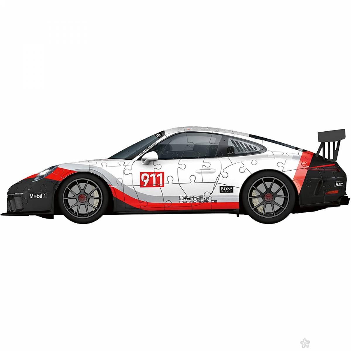 3D puzzle Porsche RA11147