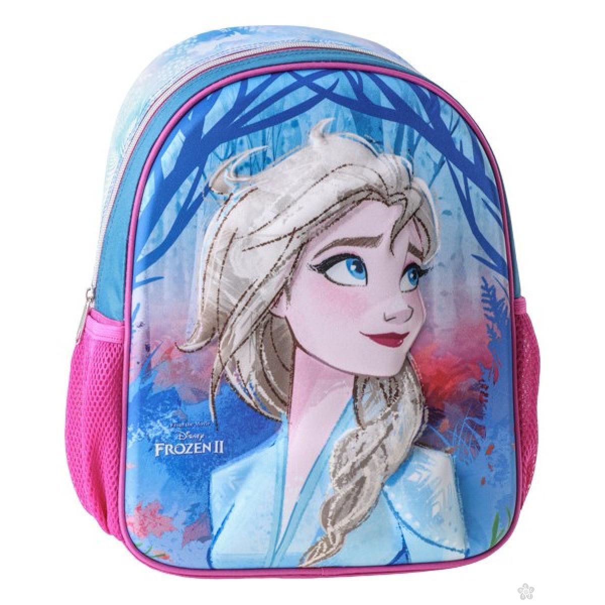 3D ranac za vrtić Frozen 322425