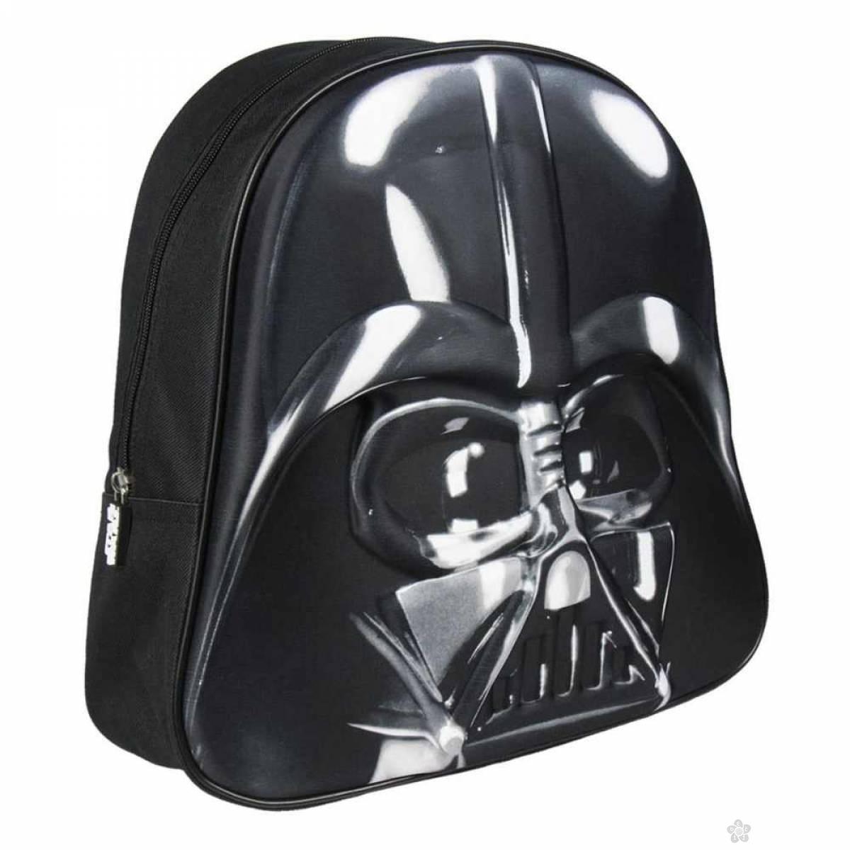 3D ranac za vrtić Star Wars Cerda 22100002325 crni