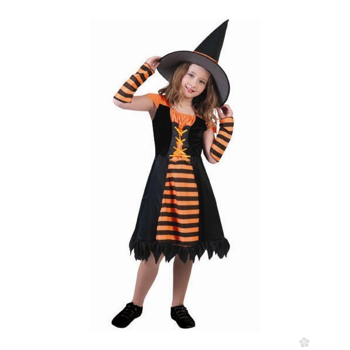 Kostim veštica Narandžina