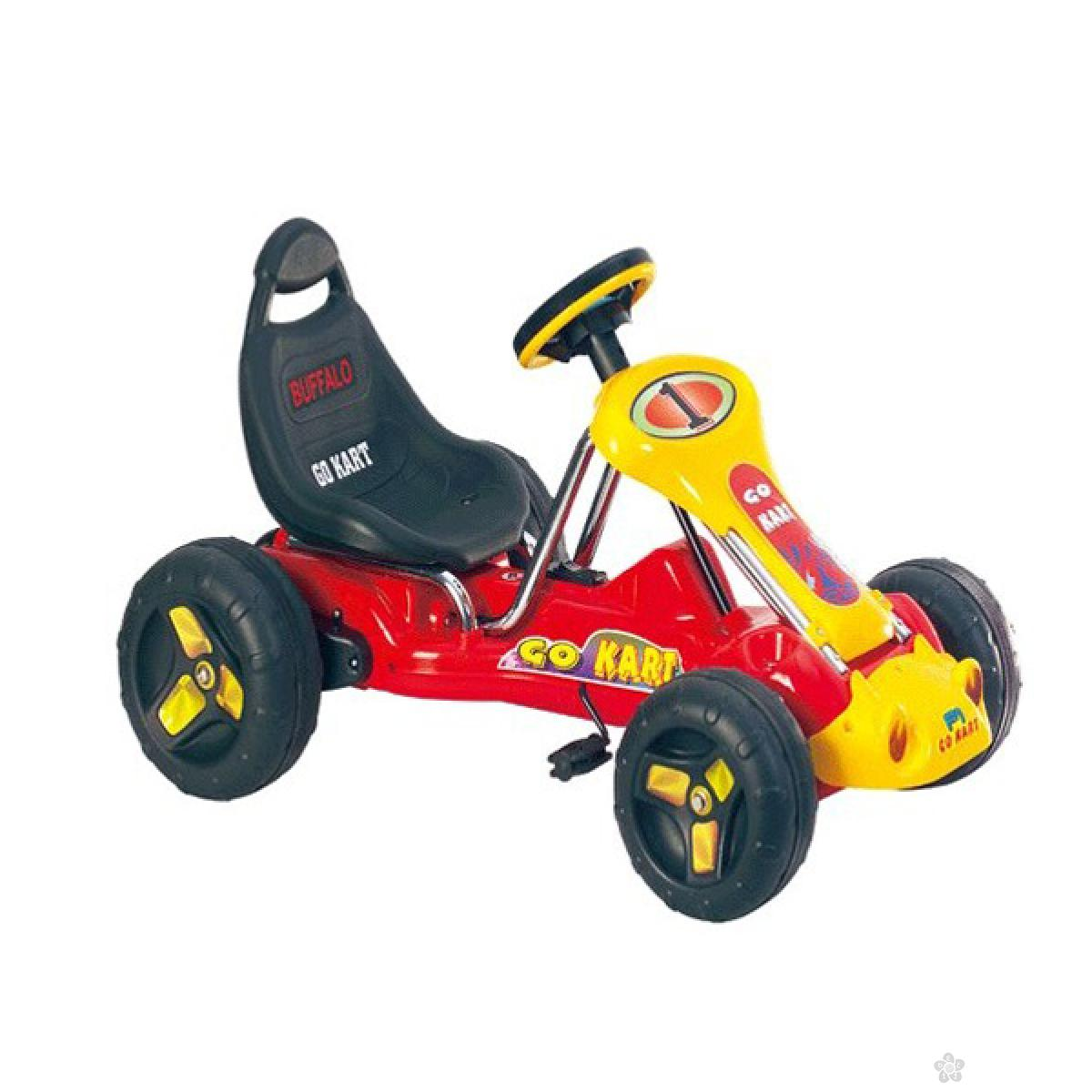 Formula na pedale, model 404 aris