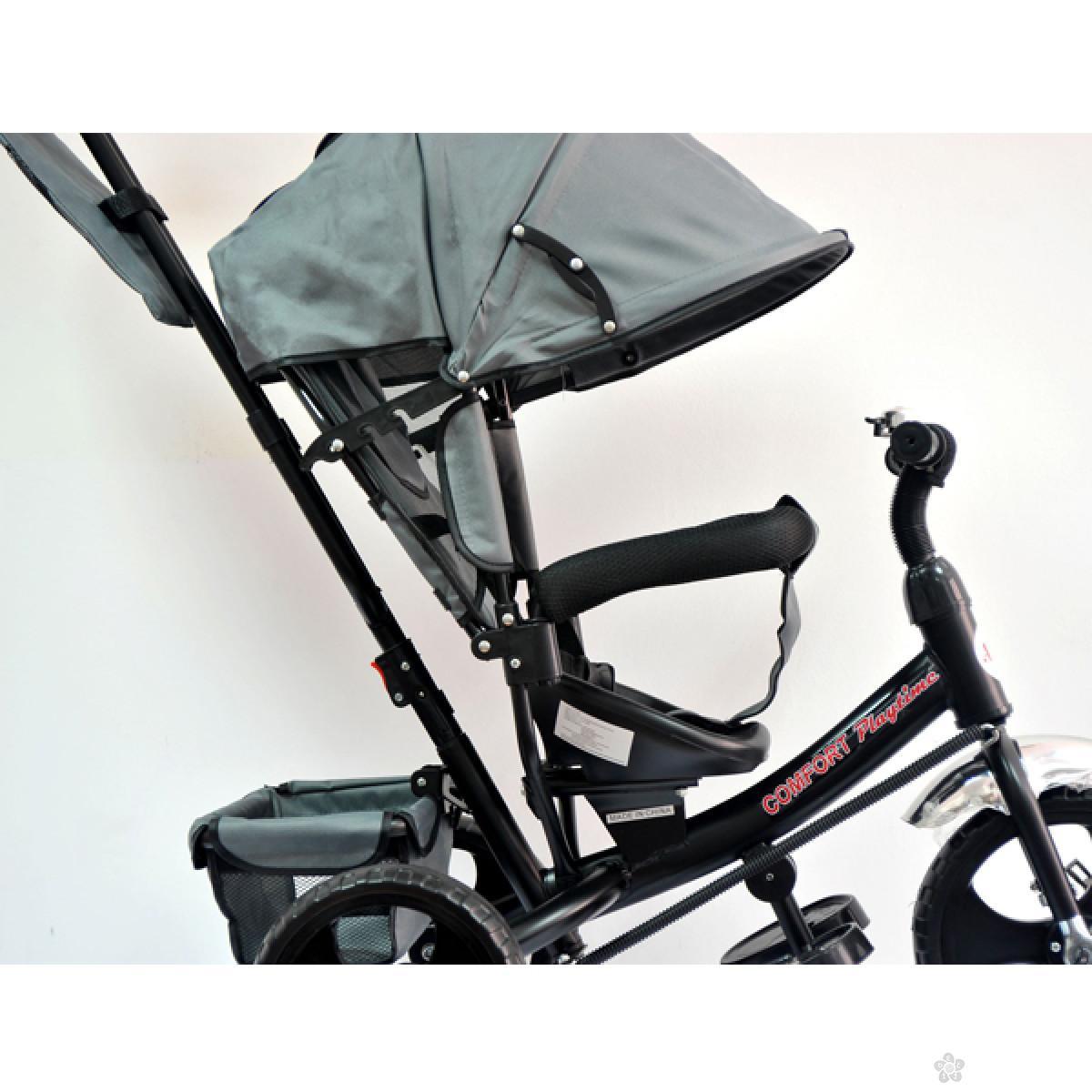 Tricikl Playtime,  model 417 COMFORT, SIVI