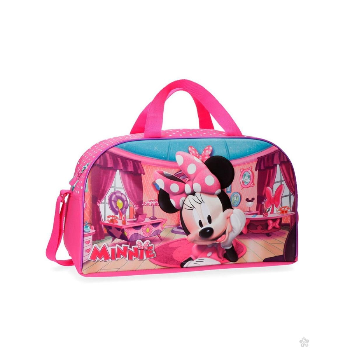 Putna torba Minnie Mouse Smile, 42.933.61