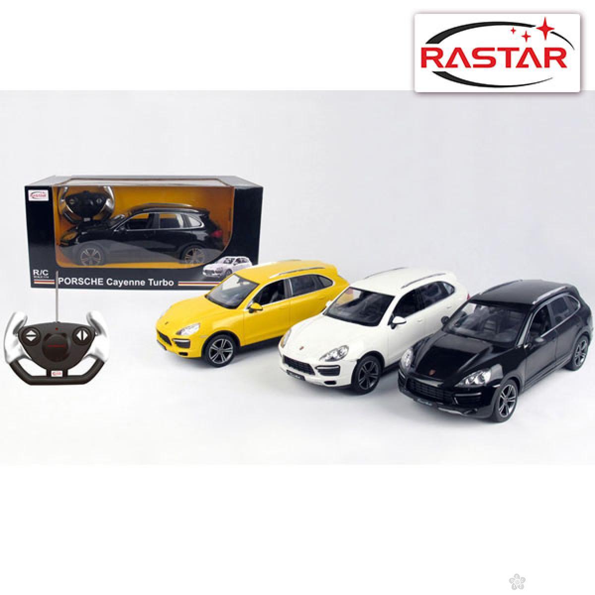 Auto na daljinsko upravljanje Rastar 1:14 Porsche CT, 42900