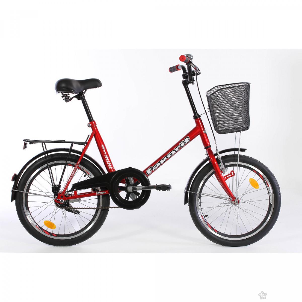 Dečiji Bicikl Mini 20 bordo, 460001