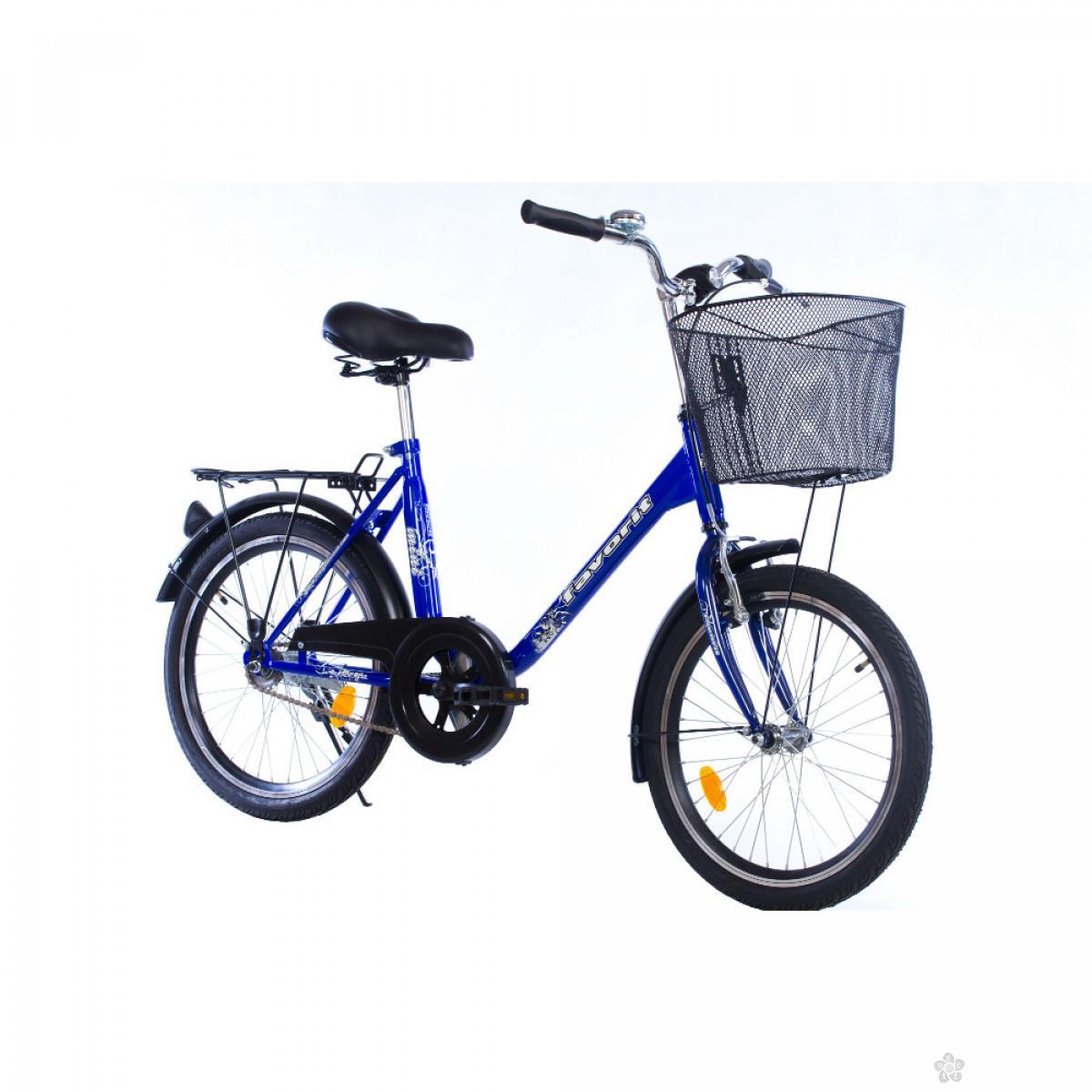 Dečiji Bicikl Mini 20 plava, 460165