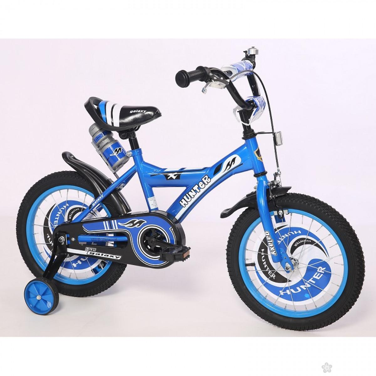 Dečiji Bicikl Hunter 16 plava/bela, 460455