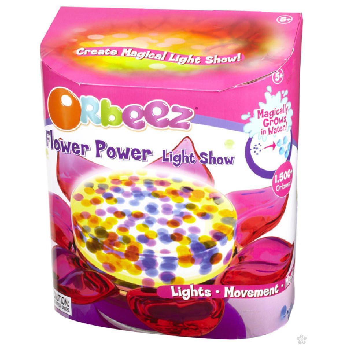 Lampa cvet Orbeez 47150