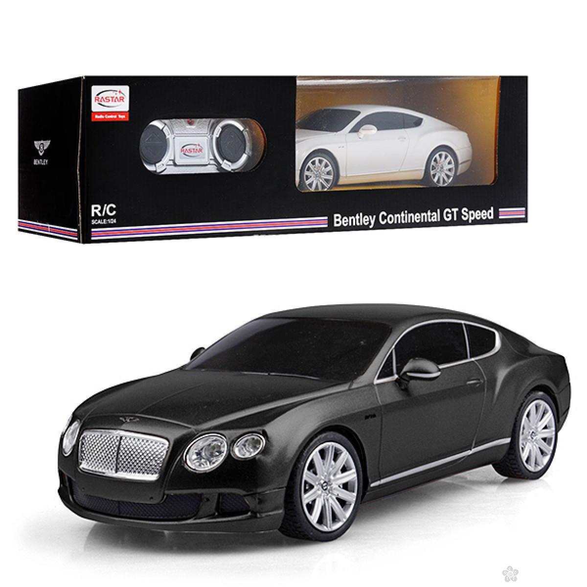 Auto na daljinsko upravljanje Rastar Bentley Cont., 48600