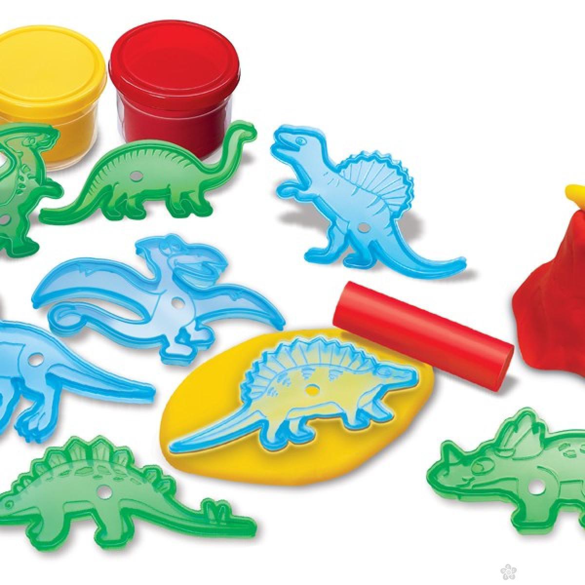 Plastelin Dinosaurusi, 4M04716