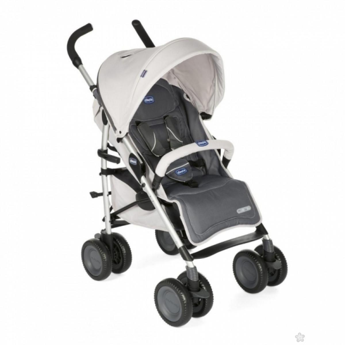 Chicco Kolica za bebe Multiway 2 Sandshell, 5020732